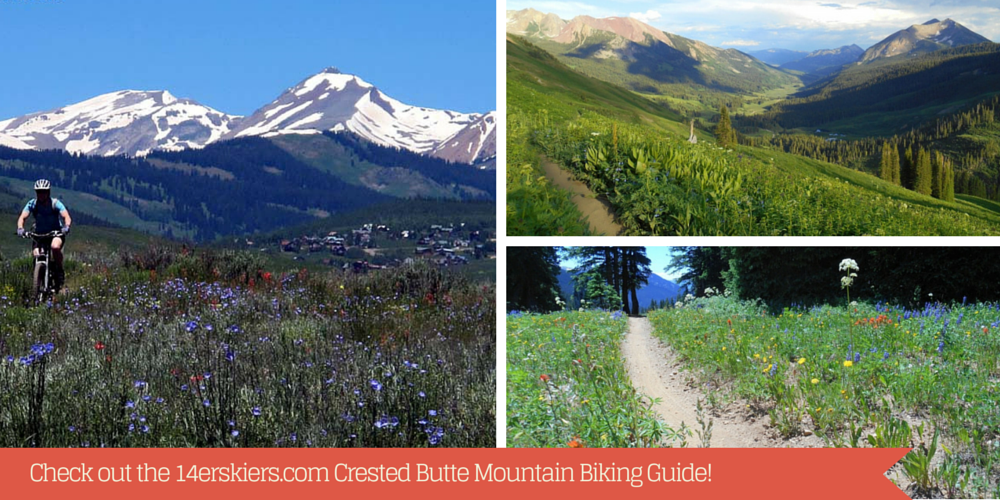 Crested Butte Mountain Biking Guide