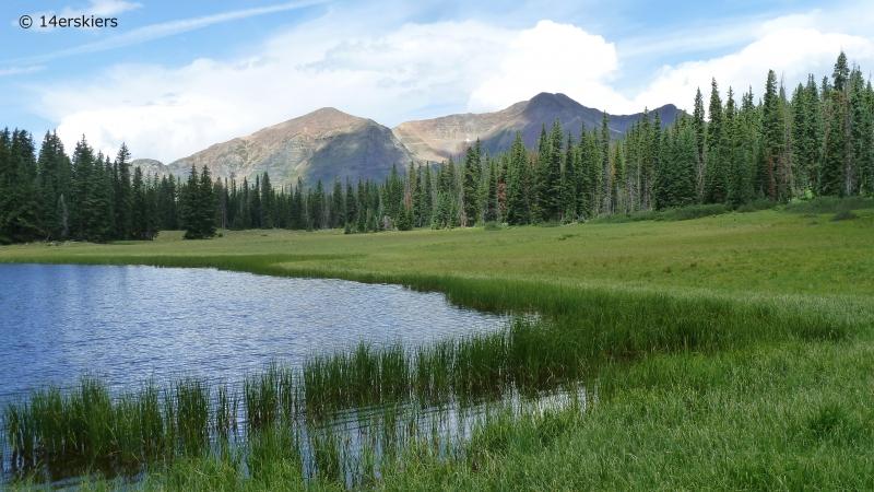 Copley Lake Hike