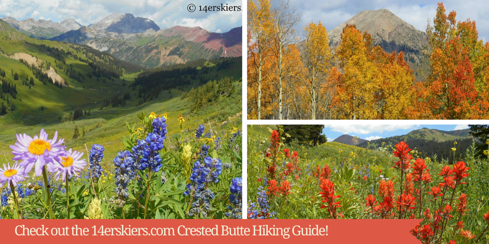 Crested Butte Hiking Guide