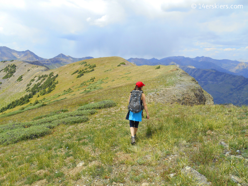 Scarps Ridge Traverse Hike