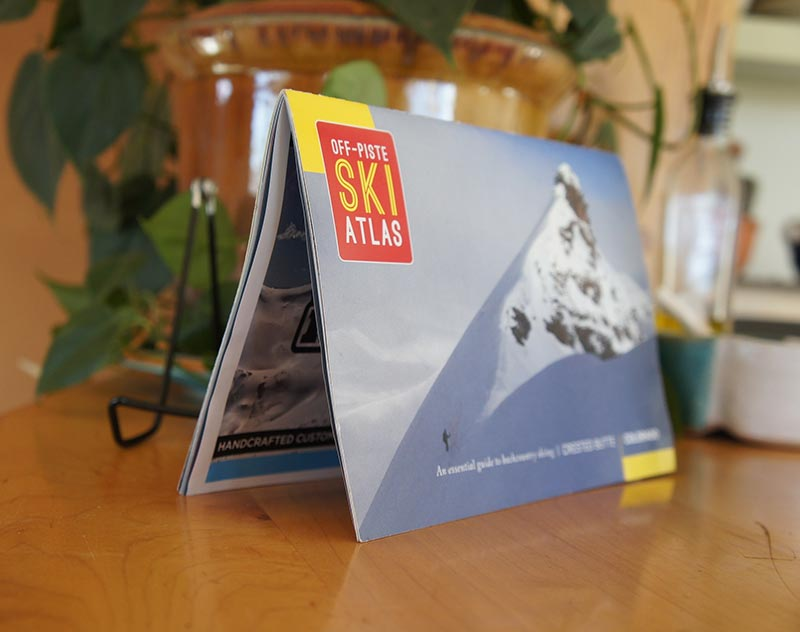 crested butte backcountry guidebook