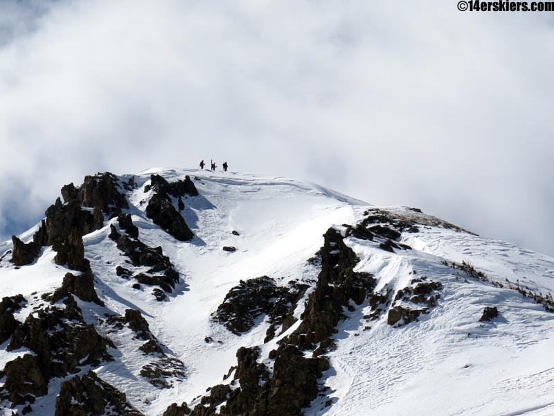 S San Juan skiing