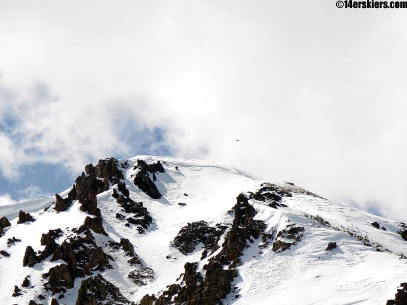 frank konsella and raven skiing san juans