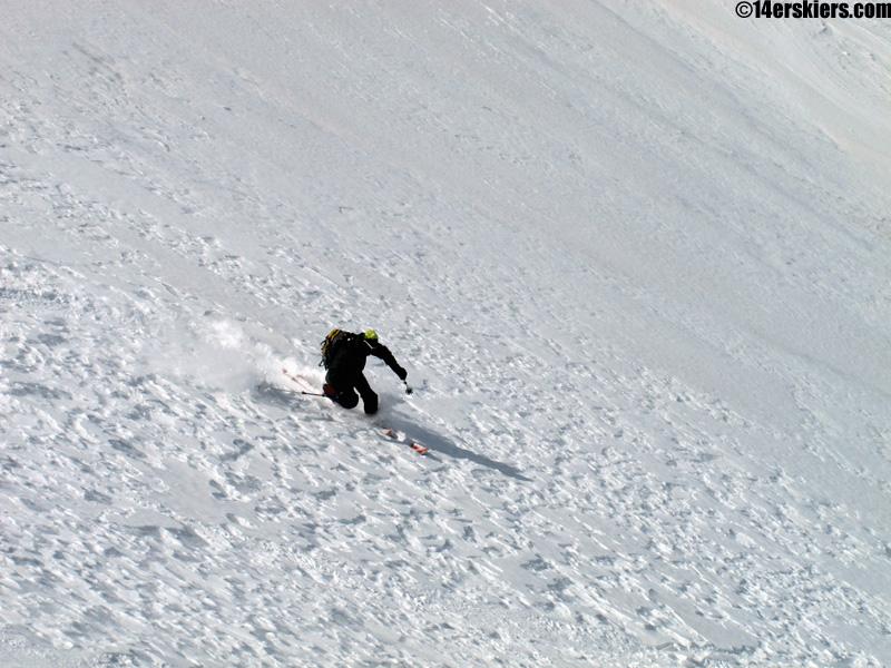 ben morello skiing