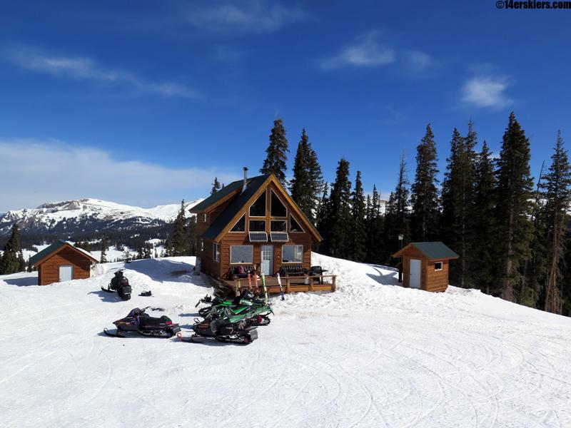 sheepshead cabin