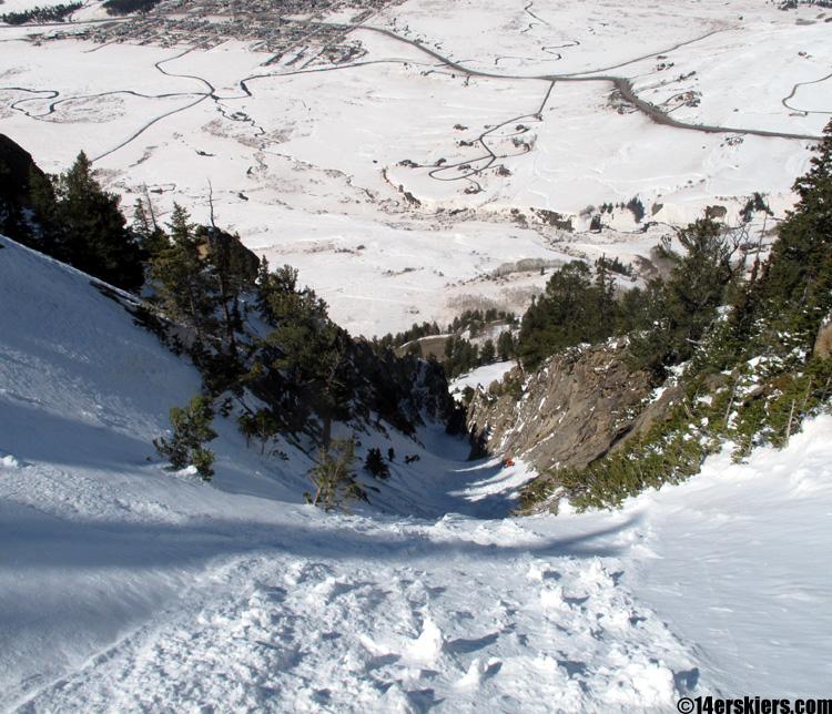 Terminator 4 crested butte ski