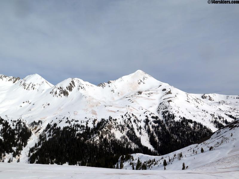 taylor peak