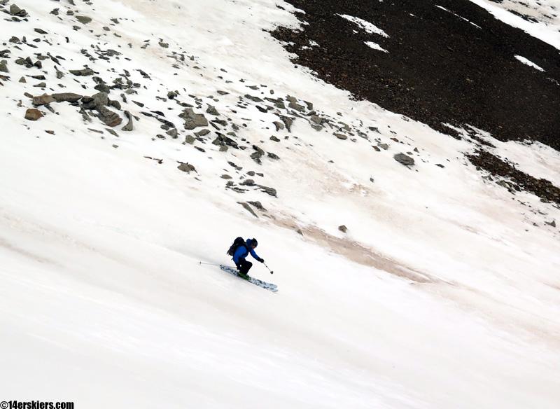 pete sowar skiing italian