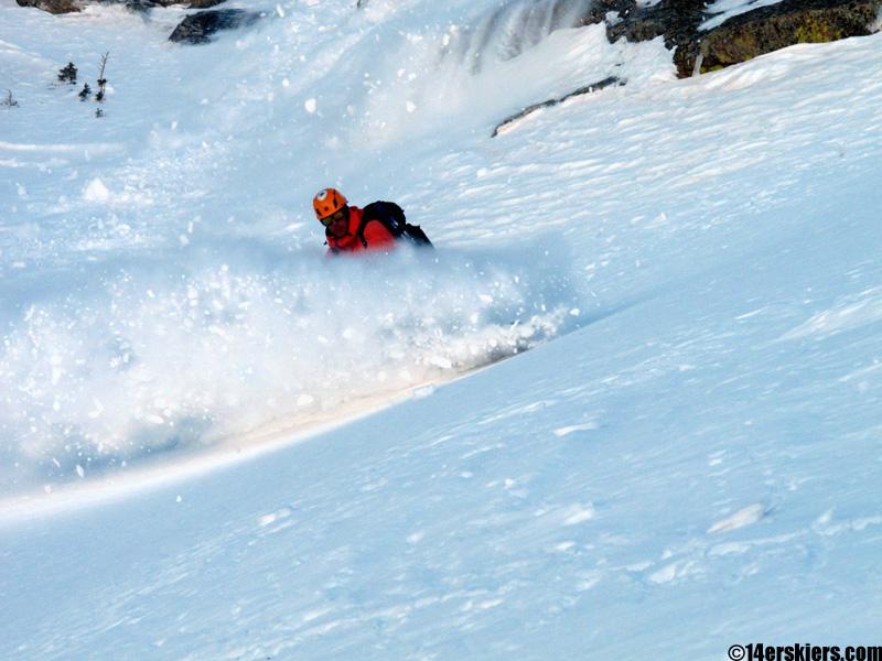 crested butte jarrett luttrell snowboarding