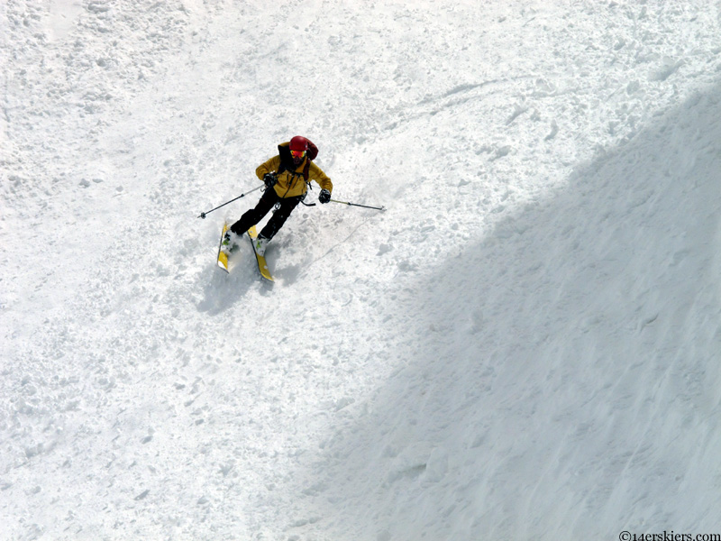 skiing sneffels