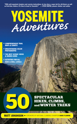 yosemite adventures book