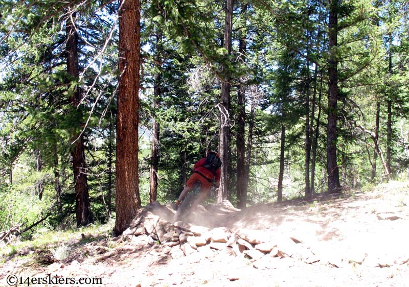 crested butte mountain biking