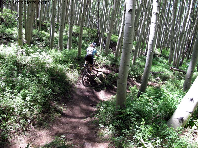 upper upper loop crested butte