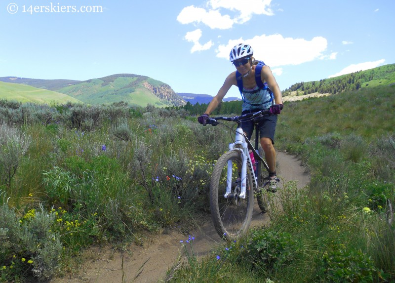 Mountain Biking Strand Bonus near Crested Butte