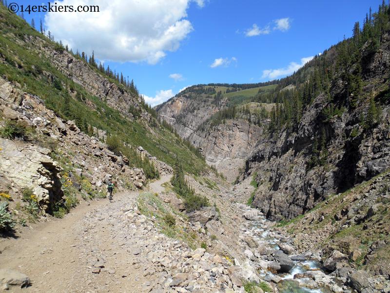 mountain bike schofield pass