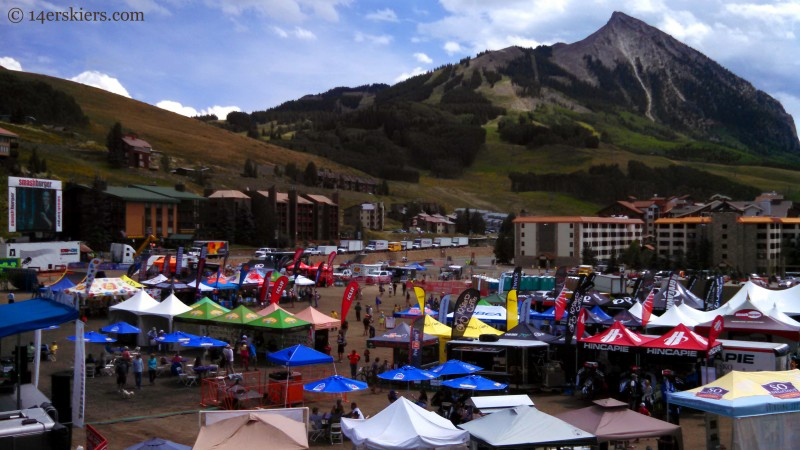 USA pro challenge in Crested Butte