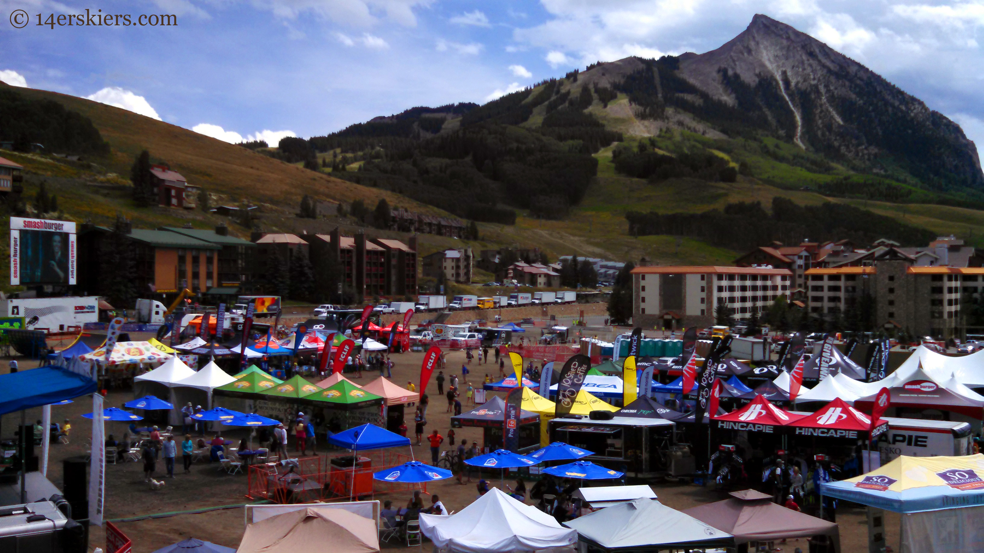 pro challenge in Crested Butte