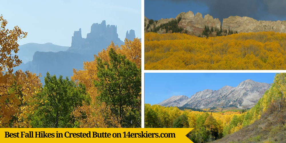 Best Fall Hikes in Crested Butte