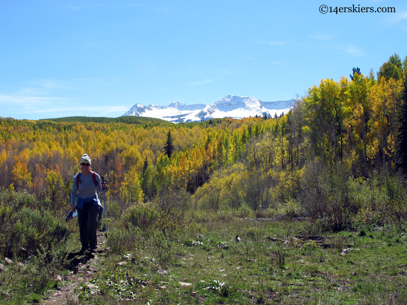 ruby anthracite trail crested butte