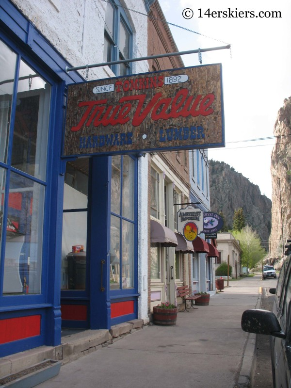 True Value, Creede, CO