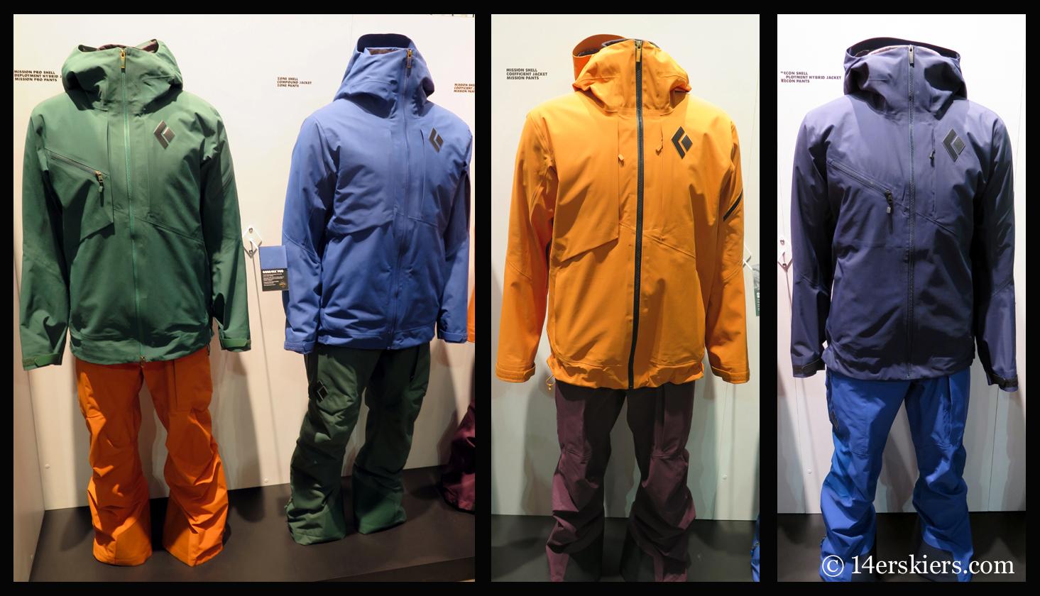 Black Diamond Ski Clothing & PIEPS Pocket