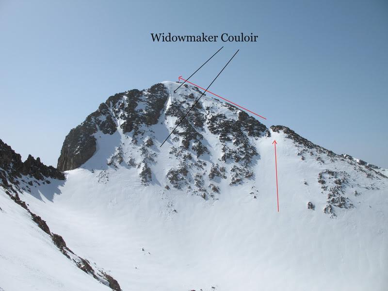 Windom Peak Ski