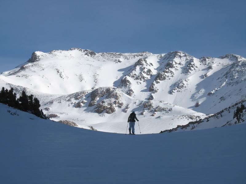 Mount Harvard Ski
