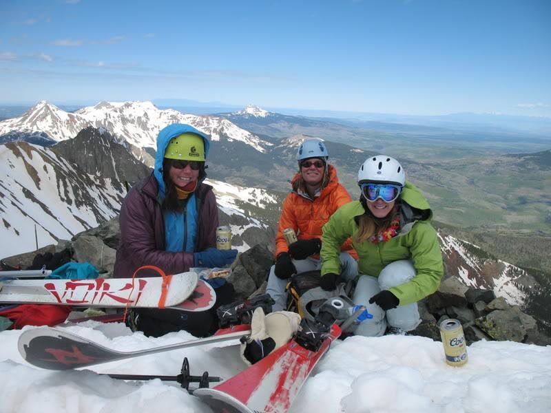 Wilson Peak Ski