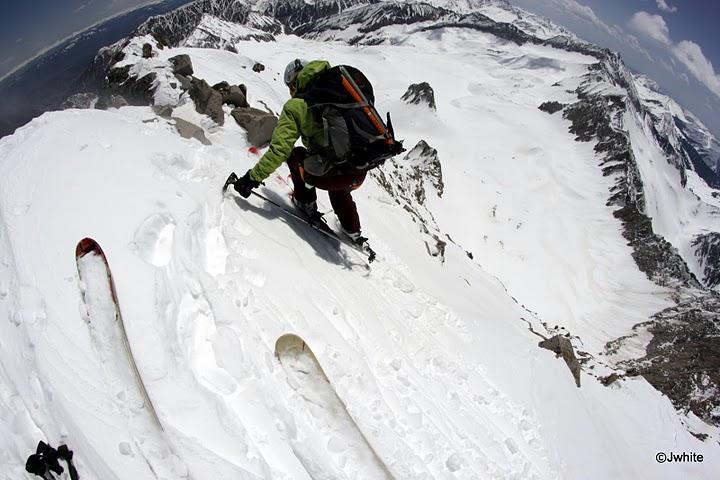 Capitol Peak Ski