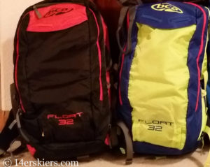 BCA Float 32 Airbag for backcountry skiing