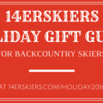 14erskiers Holiday Gift Guide for Backcountry Skiers