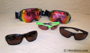 Smith Eyewear for backcountry skiing