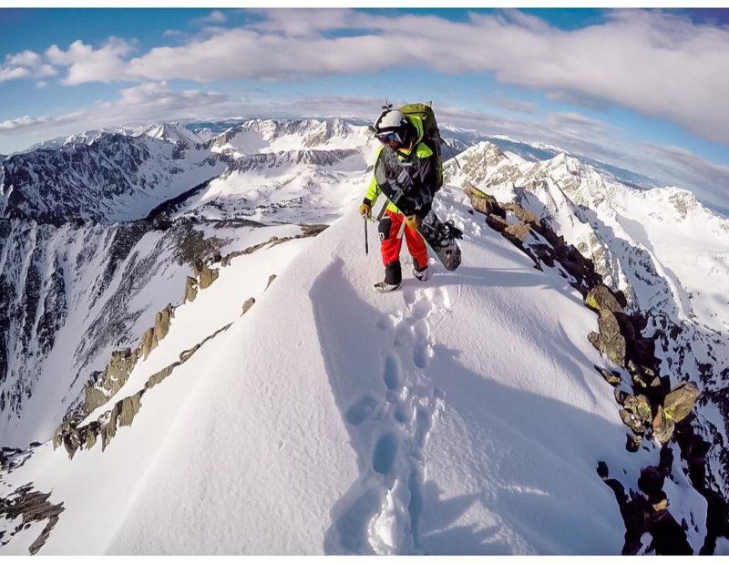 Justin Ibarra, lead guide at Colorado Adventure Guides.