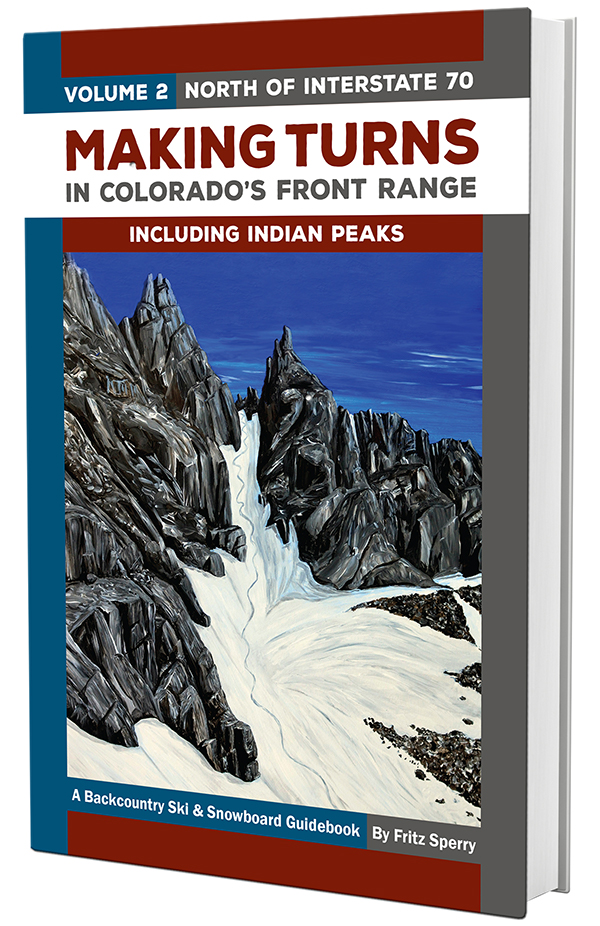 Book Review: Making Turns in Colorado's Front Range, Vol 2 - North of Interstate 70