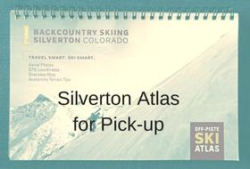 2016 Silverton, CO Off-Piste Ski Atlas for pick-up