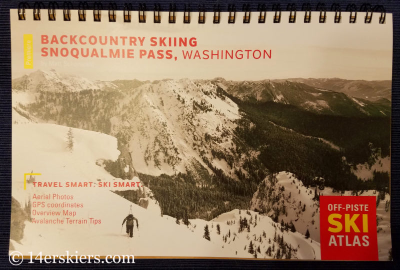 Snoqualmie Pass, Washington Off-Piste Ski Atlas