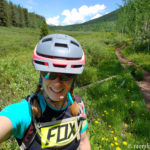 700 miles of singletrack in the summer of 2017