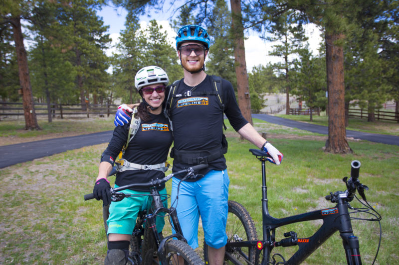 Backcountry Lifeline - Wilderness First Aid for mountain bikers.