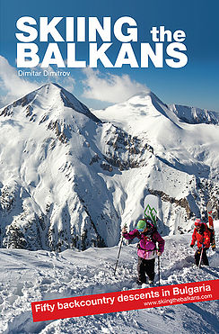 Skiing the Balkans: 50 backcountry descents in Bulgaria - book review.