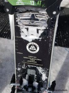 Liberty Genesis 106 ski