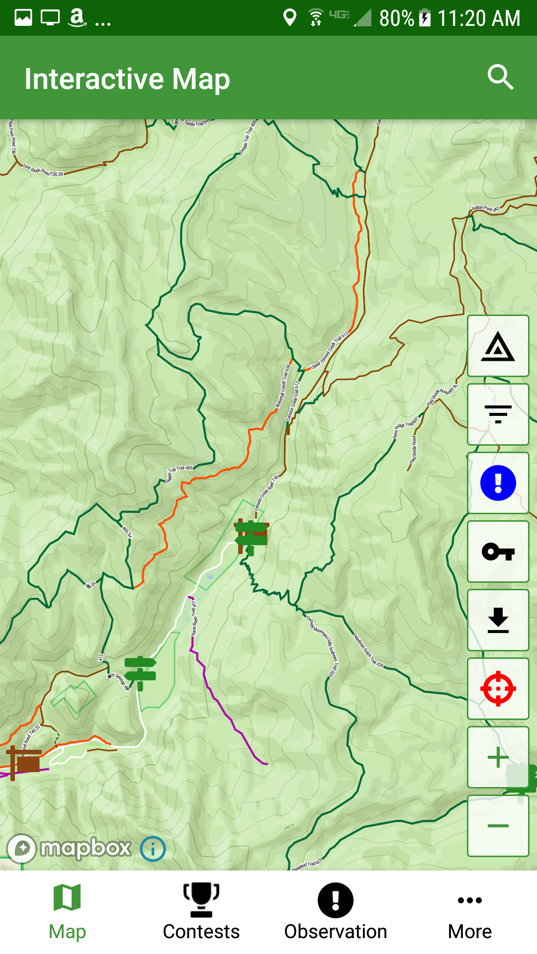 Best Apps for Navigation while Mountain Biking