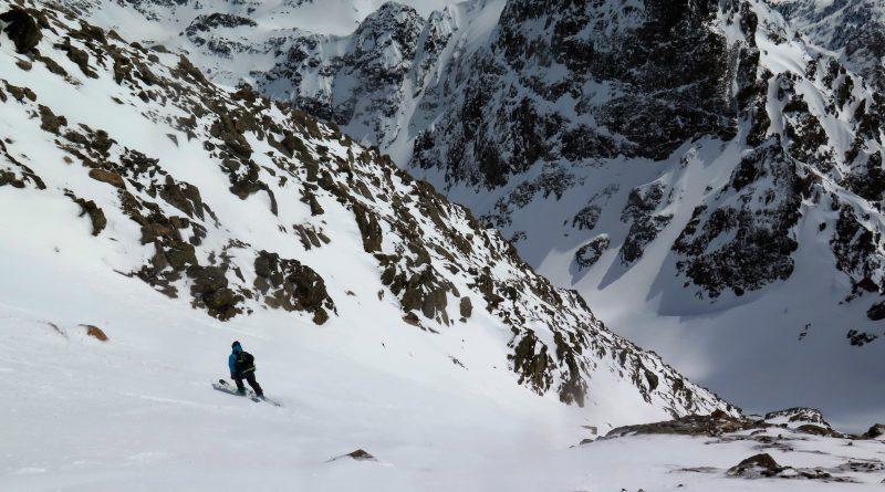 TR: Mount Powell Ski (8 April 2019)