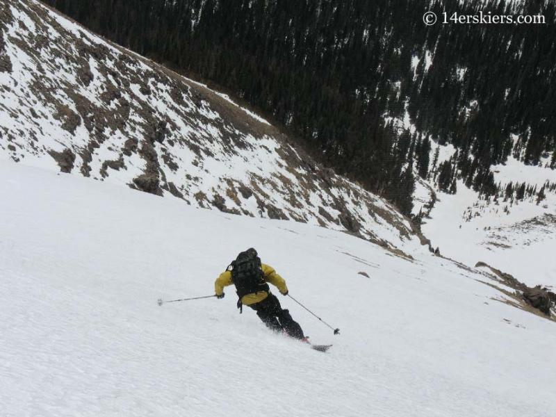 14er TBT:  Humboldt Peak (4-29-2007)