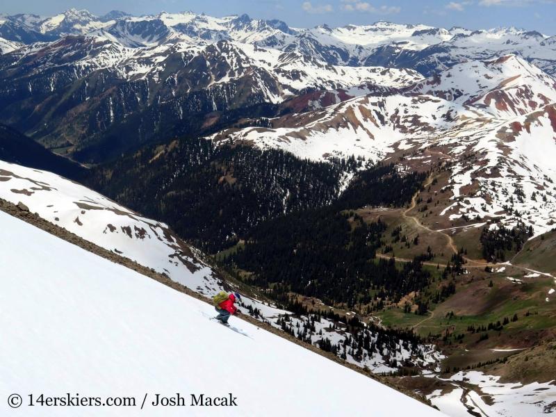Hurricane Peak Ski