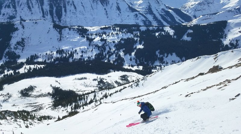 Gothic West Side (or a look at backcountry decision-making) – 11 Mar 2018
