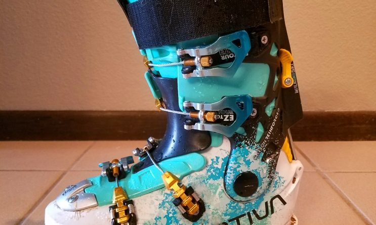Review: La Sportiva Shadow – Women's Backcountry Ski Boot