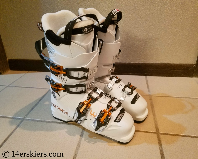 Review  Tecnica Women s Mach 1 Pro LV Boot - for resort skiing ... cef45f8dd