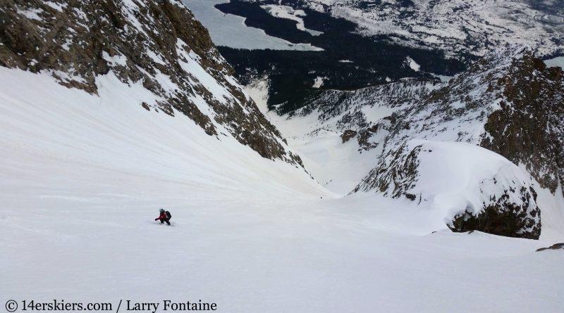 Mt. Moran Skillet Ski – My Bucket List (5 May 2019)