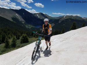 TR: Timberline Trail from Mirror Lake to Texas Ridge 6.19.18