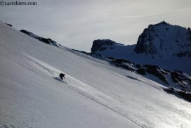 Silvretta Ski Tour Part 1: Ischgl to the Jamtal Hut